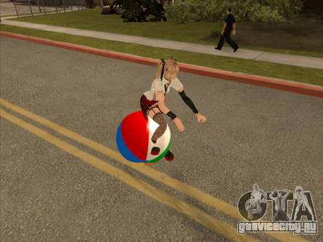 Beachball для GTA San Andreas вид слева