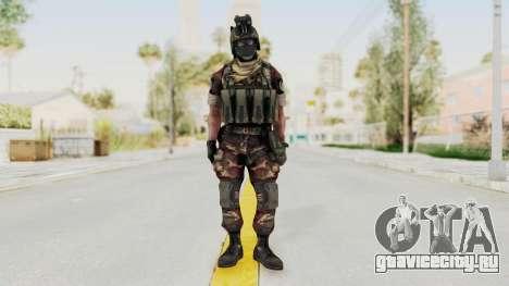 Battery Online Russian Soldier 3 v1 для GTA San Andreas второй скриншот