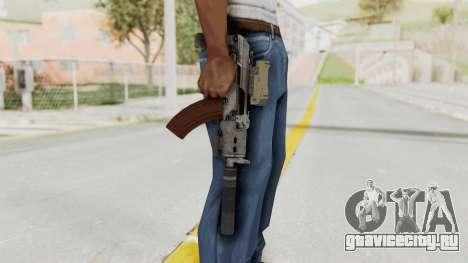 Combat SMG для GTA San Andreas