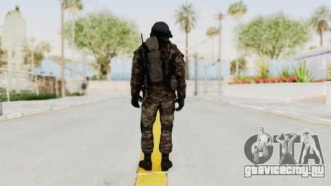 CoD MW3 Russian Military SMG v3 для GTA San Andreas третий скриншот