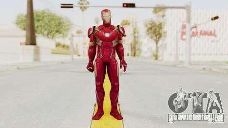 Marvel Future Fight - Iron Man (Civil War) для GTA San Andreas второй скриншот