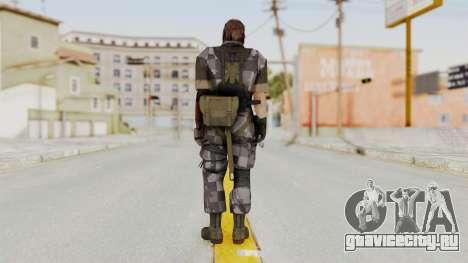 MGSV The Phantom Pain Venom Snake Square для GTA San Andreas третий скриншот