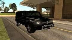 Mercedes G63 Biturbo