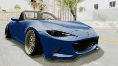 Mazda MX-5 Slammed для GTA San Andreas