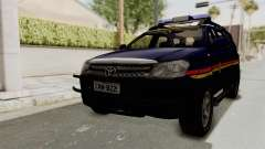 Toyota Fortuner JPJ Dark Blue