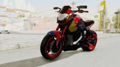Honda MSX 125 Modified для GTA San Andreas