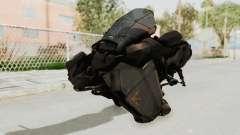 CoD Advanced Warfare - Hover Bike для GTA San Andreas