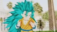 Dragon Ball Xenoverse Gohan Teen DBS SSGSS3 v2 для GTA San Andreas