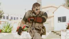 MGSV The Phantom Pain Venom Snake Desert