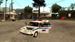 VAZ 2107 DPS для GTA San Andreas