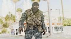 COD BO Russian Spetznas Flak MP v1 для GTA San Andreas
