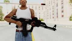 AK-47 Tactical для GTA San Andreas