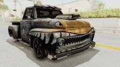 GTA 5 Slamvan Lowrider PJ2