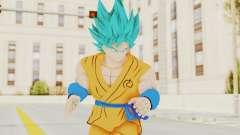 Dragon Ball Xenoverse Goku SJ