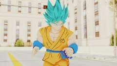Dragon Ball Xenoverse Goku SJ для GTA San Andreas