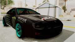 Toyota Celica GT Drift Monster Energy Falken для GTA San Andreas