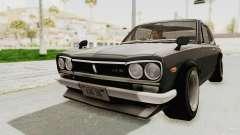 Nissan Skyline KPGC10 1971 Camber