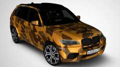 BMW X5M ( Davidich ) для GTA San Andreas