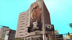 Poster GTA San Andreas HD для GTA San Andreas