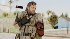 MGSV The Phantom Pain Venom Snake No Eyepatch v3 для GTA San Andreas