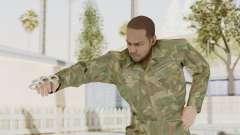 MGSV Ground Zeroes US Soldier No Gear v1