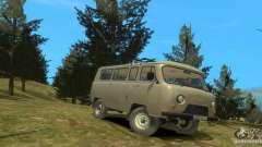УАЗ-2206 для GTA 4