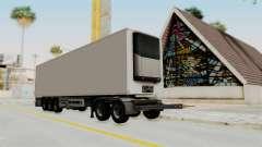 Volvo FM Euro 6 6x4 Tandem v1.0 Trailer