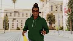 GTA 5 Denise Clinton v2 для GTA San Andreas