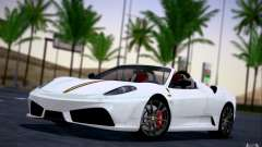 Ferrari F430 Scuderia BULKIN EDITION для GTA San Andreas