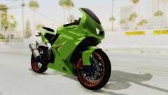 Kawasaki Ninja 250R Asian Style