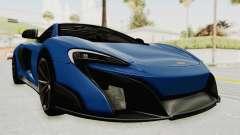 McLaren 675LT Coupe v1.0 для GTA San Andreas