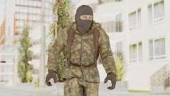 COD Black Ops Russian Spetznaz v2 для GTA San Andreas