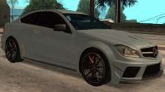 Mercedes-Benz C63 AMG Black-series