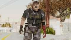 MGSV The Phantom Pain Venom Snake Square для GTA San Andreas