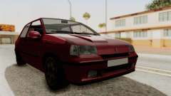 Renault Clio Williams для GTA San Andreas