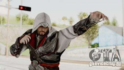 AC Brotherhood - Ezio Auditore Seusenhofer Armor для GTA San Andreas