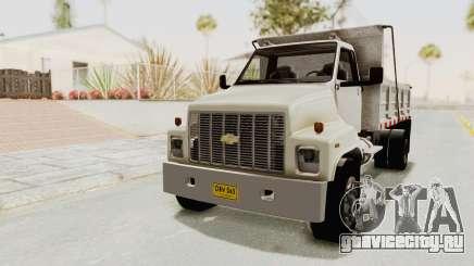 Chevrolet Kodiak Dumper Truck для GTA San Andreas