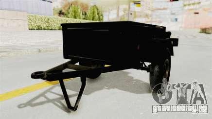 ГАЗ-704 Прицеп для GTA San Andreas