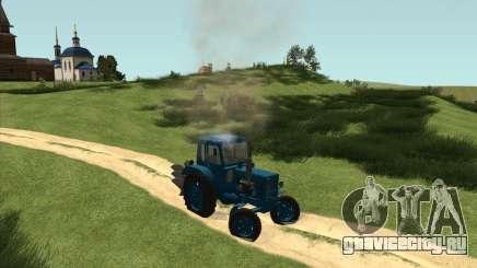 МТЗ-80 Беларус для GTA San Andreas