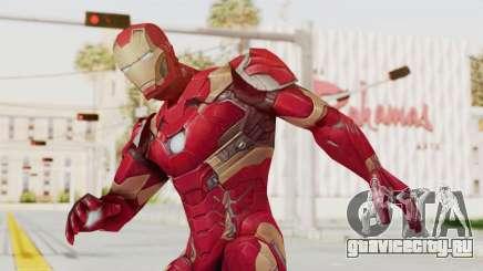 Marvel Future Fight - Iron Man (Civil War) для GTA San Andreas