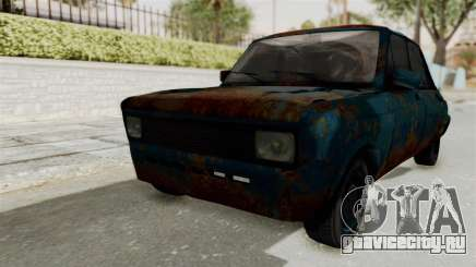 Zastava 1100 Rusty для GTA San Andreas