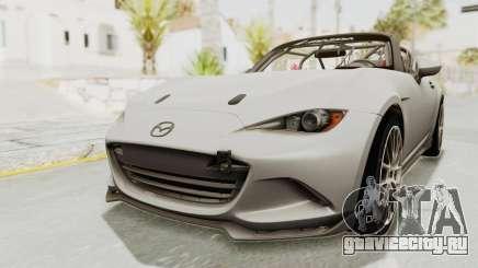 Mazda MX-5 Cup 2015 v2.0 для GTA San Andreas