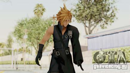 Kingdom Hearts 2 - Cloud Strife для GTA San Andreas
