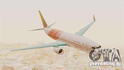 Boeing 737-8HG Air India Express для GTA San Andreas