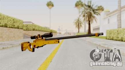 L96A1 Gold для GTA San Andreas