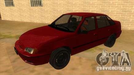 Daewoo Racer GTI для GTA San Andreas