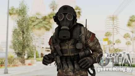CoD MW3 Russian Military SMG v3 для GTA San Andreas