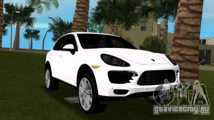 Porsche Cayenne 2012 для GTA Vice City