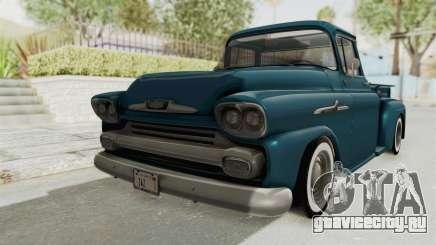 Chevrolet Apache 1958 для GTA San Andreas