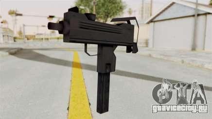 VC MAC-10 для GTA San Andreas